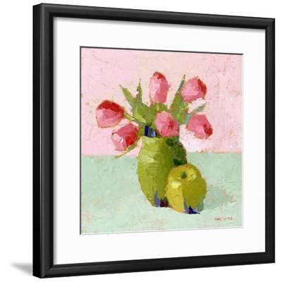 Serene-Carol Maguire-Framed Art Print