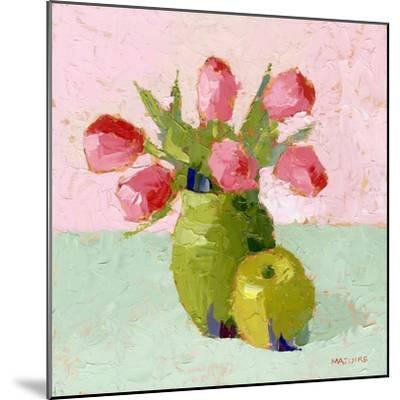 Serene-Carol Maguire-Mounted Art Print