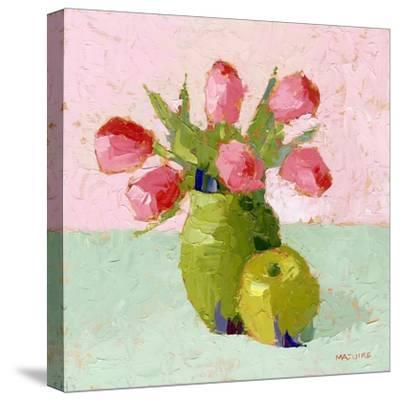 Serene-Carol Maguire-Stretched Canvas Print