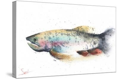 Rainbow Trout-Eric Sweet-Stretched Canvas Print