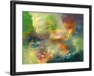 The Wild Braid-Emilia Arana-Framed Art Print