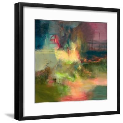 Canto Gitano-Emilia Arana-Framed Art Print