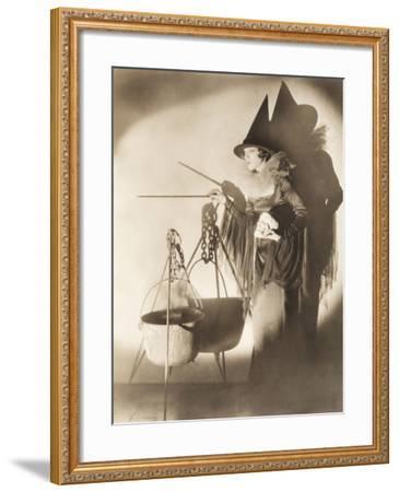Abracadabra--Framed Photo