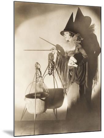 Abracadabra--Mounted Photo