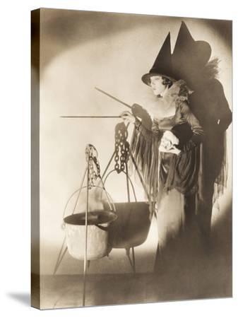 Abracadabra--Stretched Canvas Print