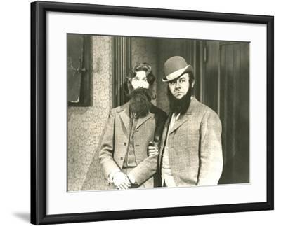 Co-Conspirators--Framed Photo