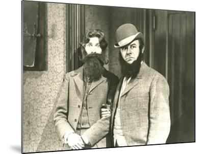Co-Conspirators--Mounted Photo