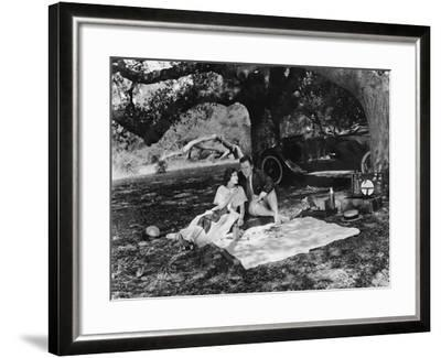 Day Trip--Framed Photo