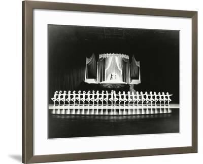 Pretty Maids All in a Row--Framed Photo