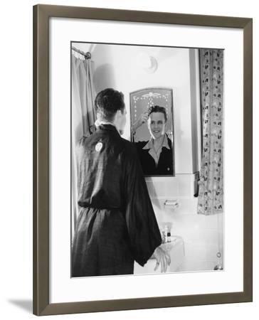 Well Groomed--Framed Photo