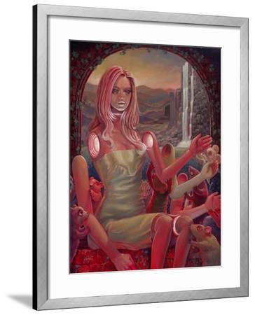 Made In Our Image-Aaron Jasinski-Framed Art Print