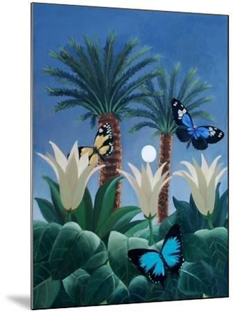 Flutter in the Jungle-ELEANOR FEIN-Mounted Giclee Print