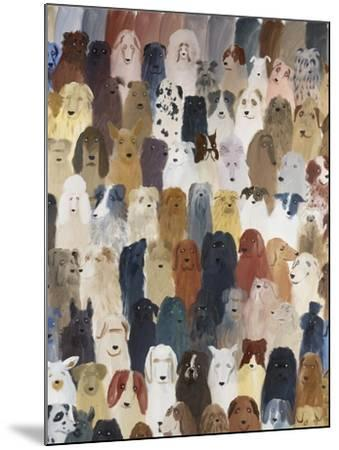 Dog Assembly 1, 2016-Holly Frean-Mounted Giclee Print