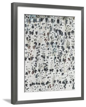 Dalmatian Disco, 2016-Holly Frean-Framed Giclee Print