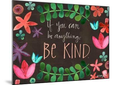 Be Kind-Katie Doucette-Mounted Art Print