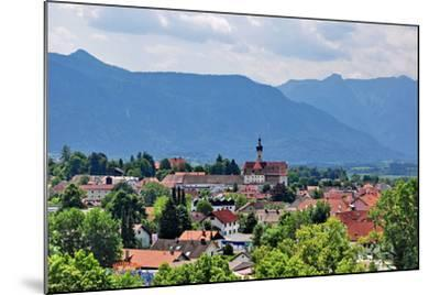 Germany, Bavaria, Murnau, View of a Place-Peter Lehner-Mounted Photographic Print