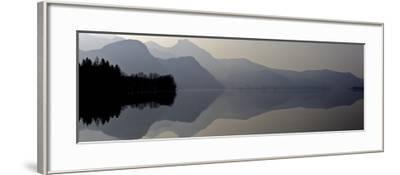 Bavarian Foothills of the Alps-Bernd Rommelt-Framed Photographic Print