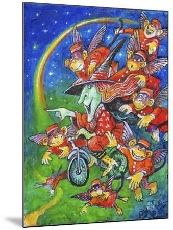 Look to the Rainbow-Bill Bell-Mounted Giclee Print