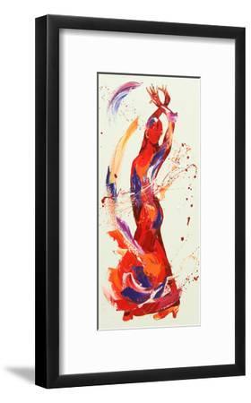 Carmen-Penny Warden-Framed Giclee Print
