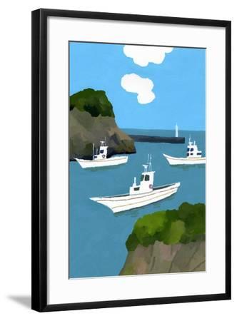 Untitled-Hiroyuki Izutsu-Framed Giclee Print