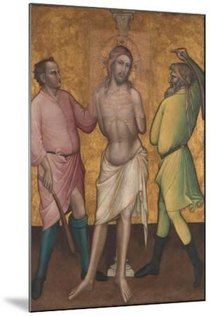 The Flagellation, c.1395-1400-Aretino Luca Spinello or Spinelli-Mounted Giclee Print