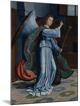 The Annunciation, 1506-Gerard David-Mounted Giclee Print