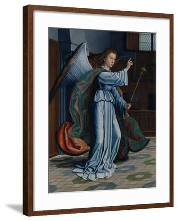 The Annunciation, 1506-Gerard David-Framed Giclee Print