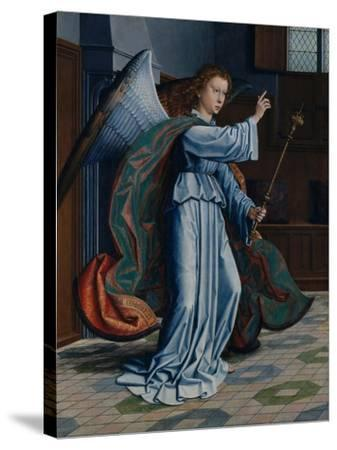 The Annunciation, 1506-Gerard David-Stretched Canvas Print
