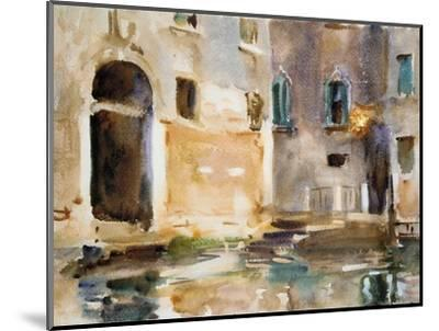 Venice, c.1903-John Singer Sargent-Mounted Giclee Print