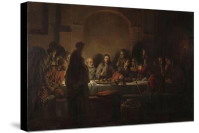 The Last Supper, 1664-Gerbrandt Van Den Eeckhout-Stretched Canvas Print