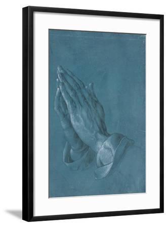 Praying Hands, 1508-Albrecht D?rer or Duerer-Framed Giclee Print