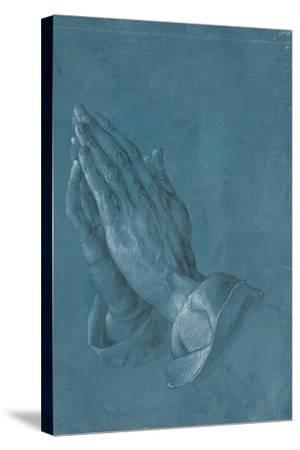 Praying Hands, 1508-Albrecht D?rer or Duerer-Stretched Canvas Print