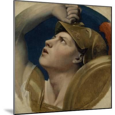 Mars, 1864-Jean Auguste Dominique Ingres-Mounted Giclee Print