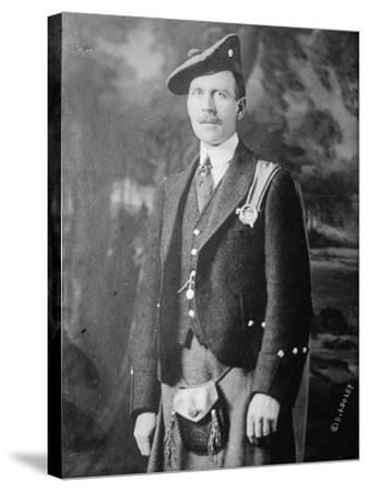 Jeremiah Lynch, c.1915-20--Stretched Canvas Print