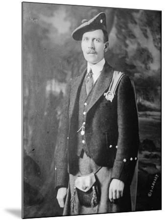 Jeremiah Lynch, c.1915-20--Mounted Photographic Print