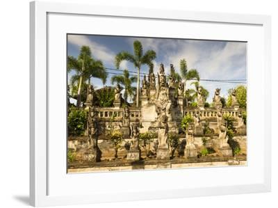 Kubutambahan, Temple Pura Meduwe Karang-Christoph Mohr-Framed Photographic Print