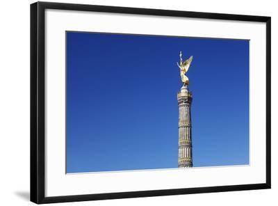 Victory Column, Berlin, Germany-Markus Lange-Framed Photographic Print