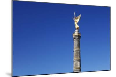 Victory Column, Berlin, Germany-Markus Lange-Mounted Photographic Print