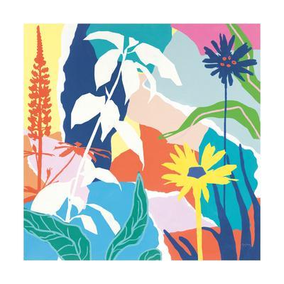 Happy Place II-Mary Urban-Framed Art Print