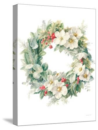 Floursack Holiday X-Danhui Nai-Stretched Canvas Print
