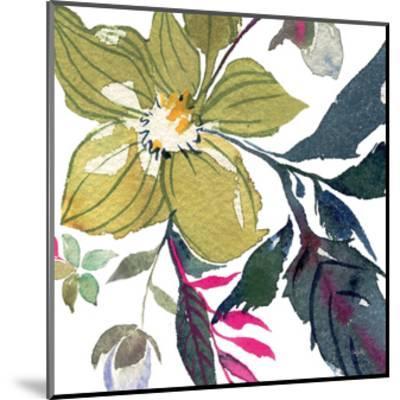 Hellebore Ya Doing I-Kristy Rice-Mounted Art Print