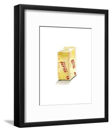 Butter-Stacy Milrany-Framed Art Print