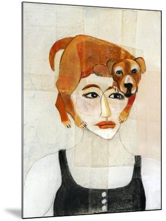 Dog Hair-Stacy Milrany-Mounted Art Print