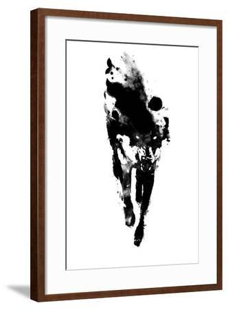 My Personal Demon-Robert Farkas-Framed Art Print