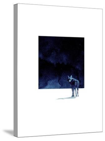 I'm Going Back-Robert Farkas-Stretched Canvas Print