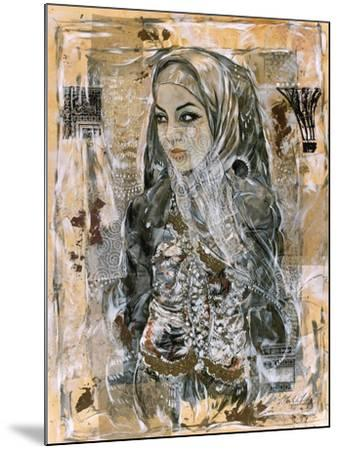 Dubai Beauty No. 1-Marta Wiley-Mounted Art Print