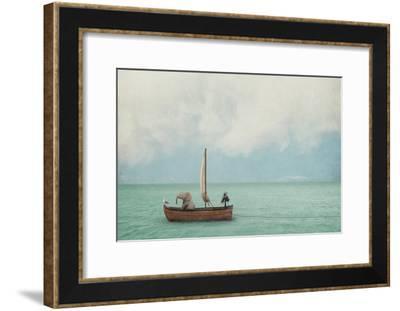 Set Sail-Greg Noblin-Framed Art Print