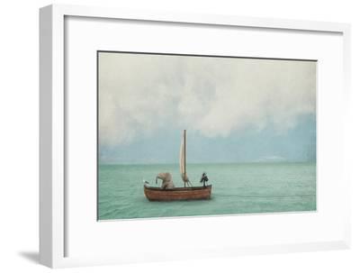 Set Sail-Greg Noblin-Framed Premium Giclee Print