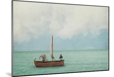 Set Sail-Greg Noblin-Mounted Premium Giclee Print