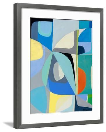 Window of Peace-Marion Griese-Framed Art Print